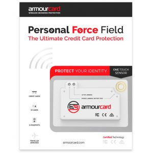 Armourcard Identity and Credit Card Force Field