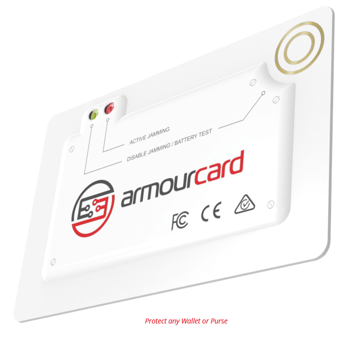 Armourcard credit card protection
